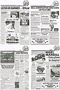 Club Lotus News - ALL 4 Issues 1981