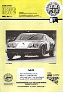 Club Lotus News - Issue 4 1985