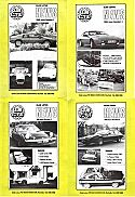 Club Lotus News - ALL 4 Issues 1986