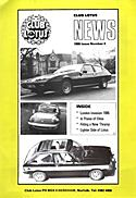 Club Lotus News - Issue 4 1986
