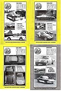 Club Lotus News - ALL 4 Issues 1987