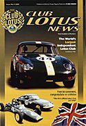 Club Lotus News - Issue 4 2000