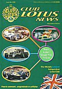 Club Lotus News - Issue 4 2001