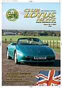 Club Lotus News - Issue 3 2007
