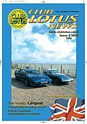 Club Lotus News - Issue 3 2009