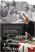 B30 First Principles - The Official Biography of Keith Duckworth By Norman Burr