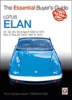 B38 The Essential Buyer's Guide - Lotus Elan (all models and +2)