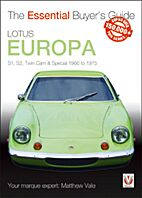 B39 The Essential Buyer's Guide - Lotus Europa (all models)