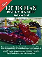 B 5 Lotus Elan A Restoration Guide REVISED NEW EDITION