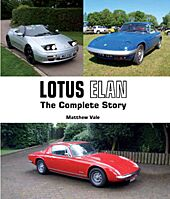 B27 Lotus Elan - The complete Story