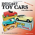 B34 Diecast Toy Cars of the 1950's and 1960's