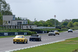 CLUB LOTUS GOODWOOD TRACK DAY 24TH APRIL